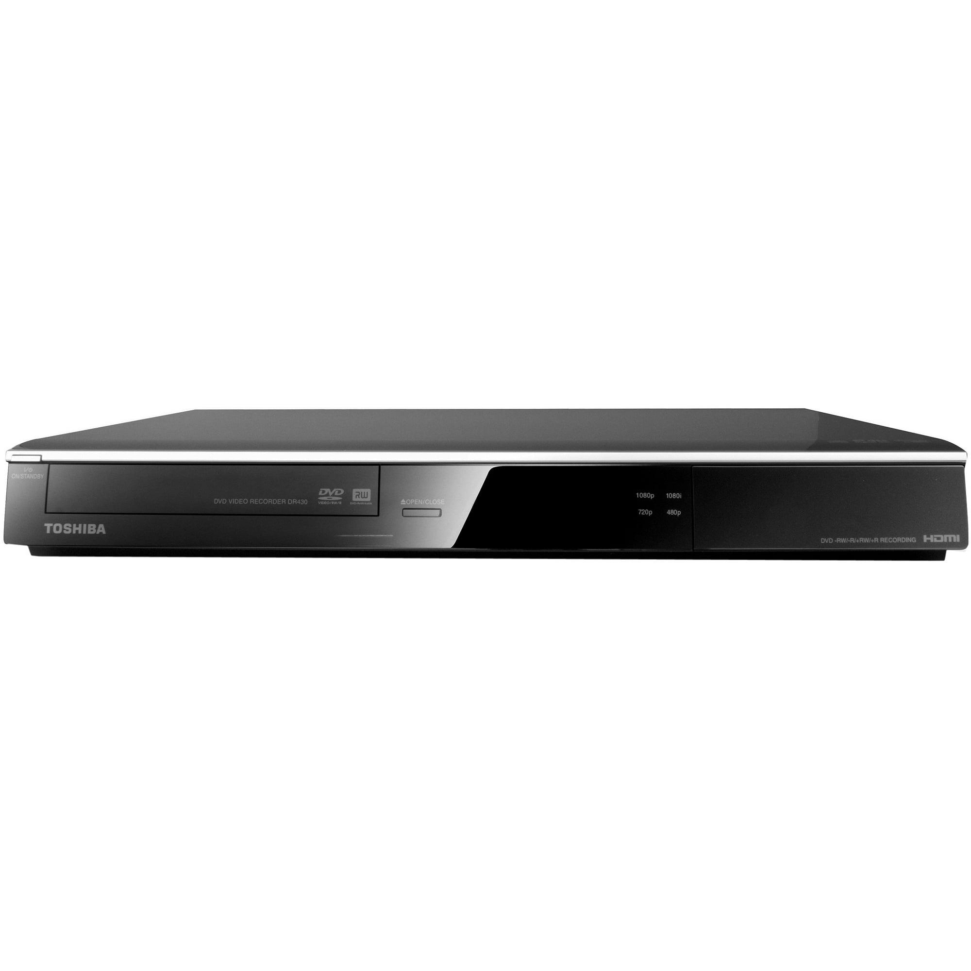 toshiba dvd recorder hdmi 1080p one walmart com rh walmart com toshiba dr430 dvd recorder user manual Toshiba DR430 DVD Recorder 1080P
