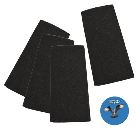 hqrp 4-pack carbon filter for holmes hapf30 hepa / aer1 series air ...
