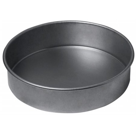 8 in. Round Chicago Metallic Non Stick Cake Pan Chicago Metallic Pie Pan