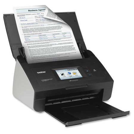 Brother Ads 2800W Sheetfed Scanner   Duplex Scanning   Usb  Ads 2800W
