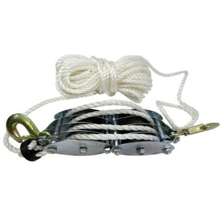 Hoist Rope (IIT 35100 Poly Rope Hoist - 2)