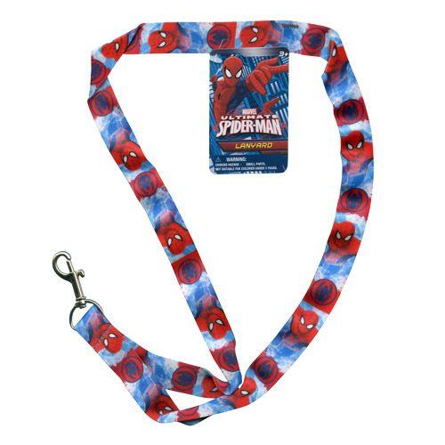 Party Favors Spiderman Lanyard 10 PCS