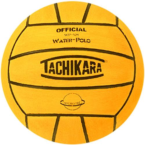 Tachikara Hydro-Tec Men's Water Polo Ball, Yellow by Tachikara