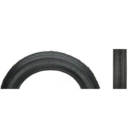 - Kenda K124 Street BMX Tire 12.5x2.25 Black Steel