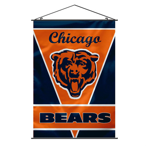 FREMONT DIE Inc Chicago Bears Wall Banner Wall Banner