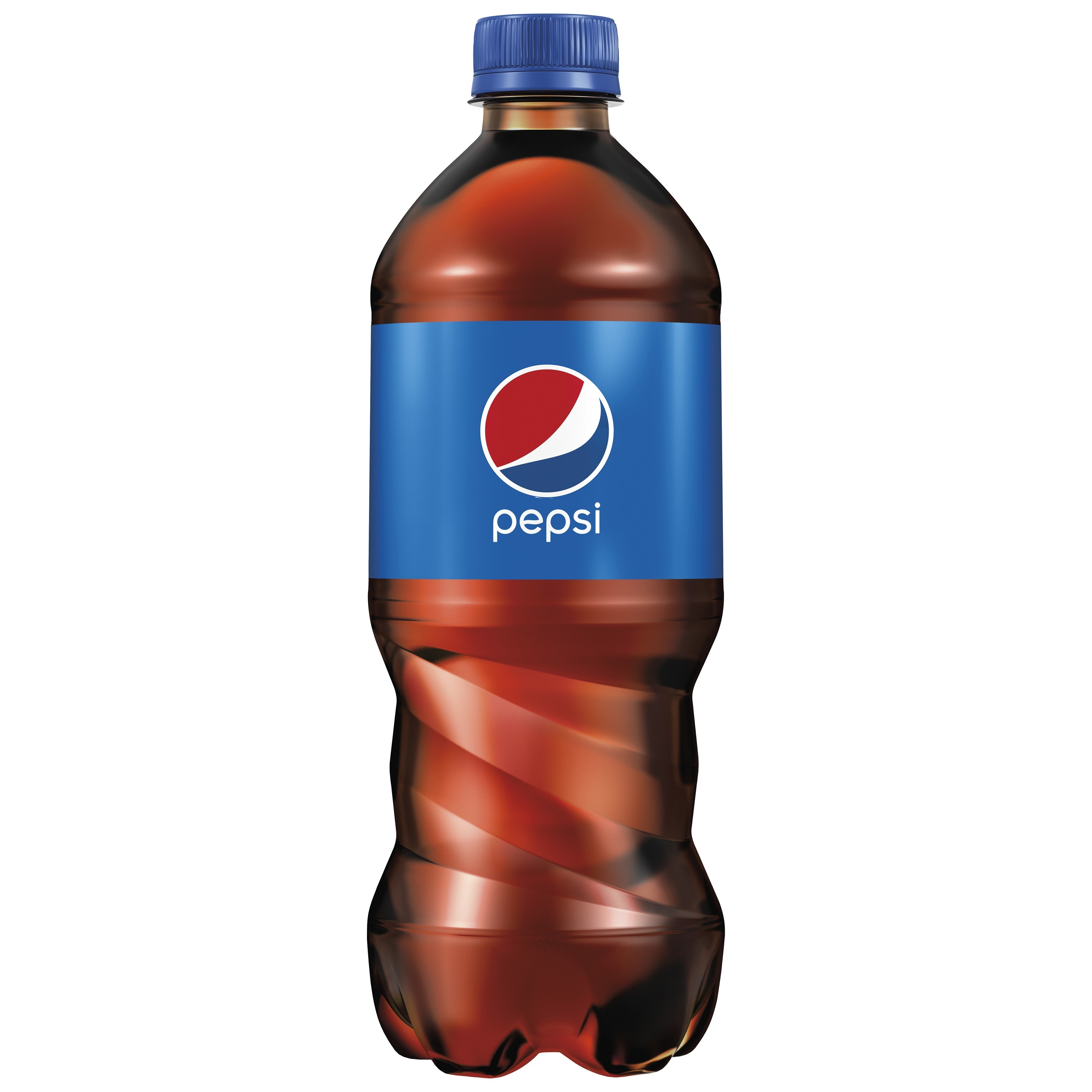 JS Pepsi-Cola Lamp with Shade with Water Drops Background