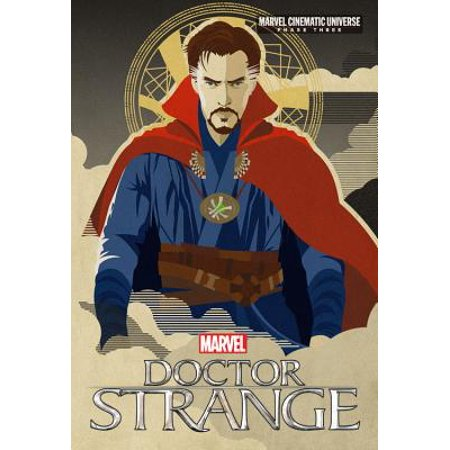 - Phase Three: MARVEL's Doctor Strange