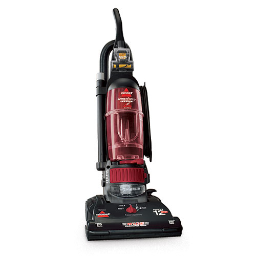 Bissell PowerForce Turbo Bagless Upright Vacuum, Model 6585