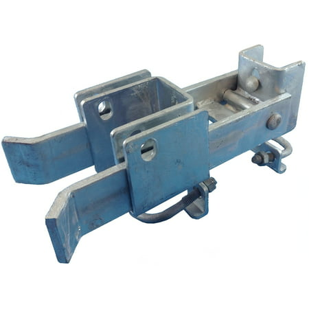 Chain Link Commercial Strong Arm Double Gate Latch