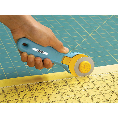 OLFA Splash Rotary Cutter, 45mm
