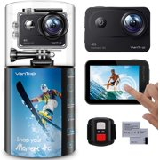 Best Waterproof Cameras - VanTop Moment 4C 4K/60FPS Action Camera with Eis Review