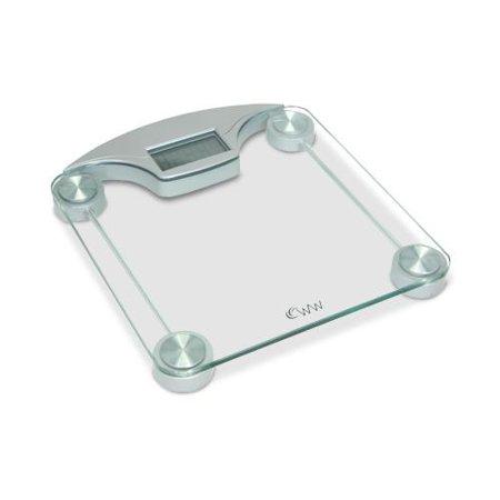 Conair Weight Watchers Digital Gl Scale 12 X 13 5 Tempered Platform