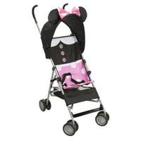 Disney Baby Comfort Height Umbrella Stroller, Minnie Dress Up