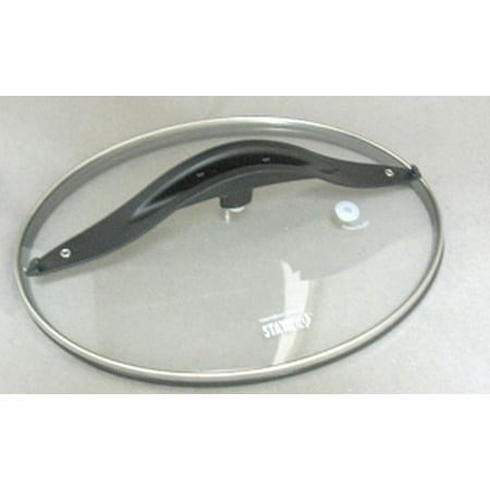 Hamilton Beach 33967 Crock Pot Lid Glass Oval Replacement
