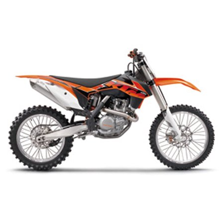 Height For Ktm Sxf