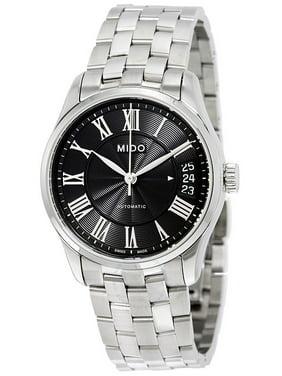 Mido Belluna II Automatic Black Dial Ladies Watch M024.207.11.053.00