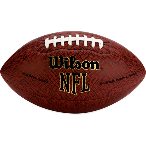Wilson NFL Jr. Super Grip Football
