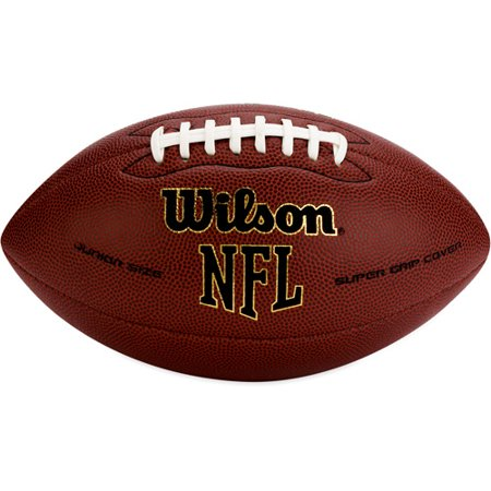 Wilson Nfl Jr  Super Grip Football