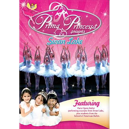 Prima Princessa Presents Swan Lake