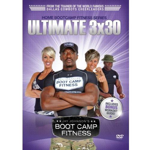 Walmart Jay Johnson's Boot Camp Fitness: Ultimate 3x 30