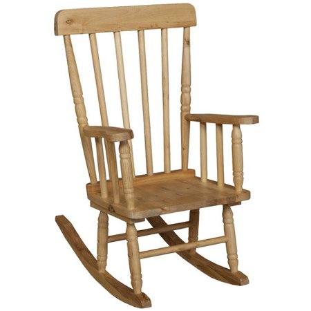Wood Designs Childrens Rocking Chair - Walmart.com