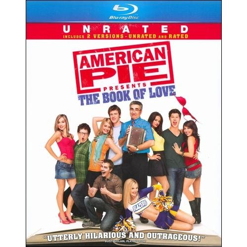 American Pie Presents: The Book Of Love (Rated/Unrated) (Blu-ray) (Widescreen)