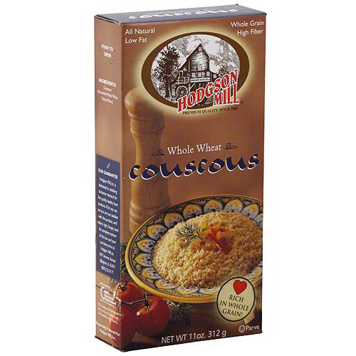 Hodgson Mill Whole Wheat Couscous, 11 oz (Pack of 8)
