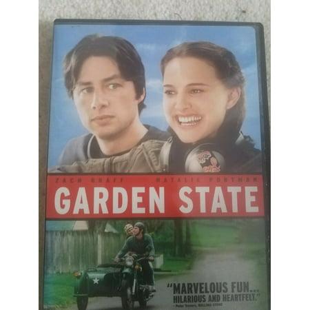 Garden State (DVD, 2004), Brand New (2004 Garden)