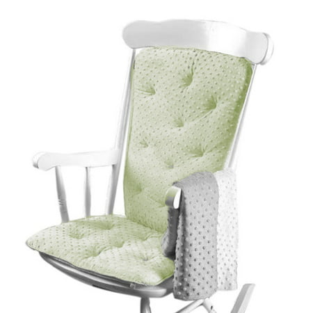 Heavenly Soft Adult Rocking Chair Cushion ()