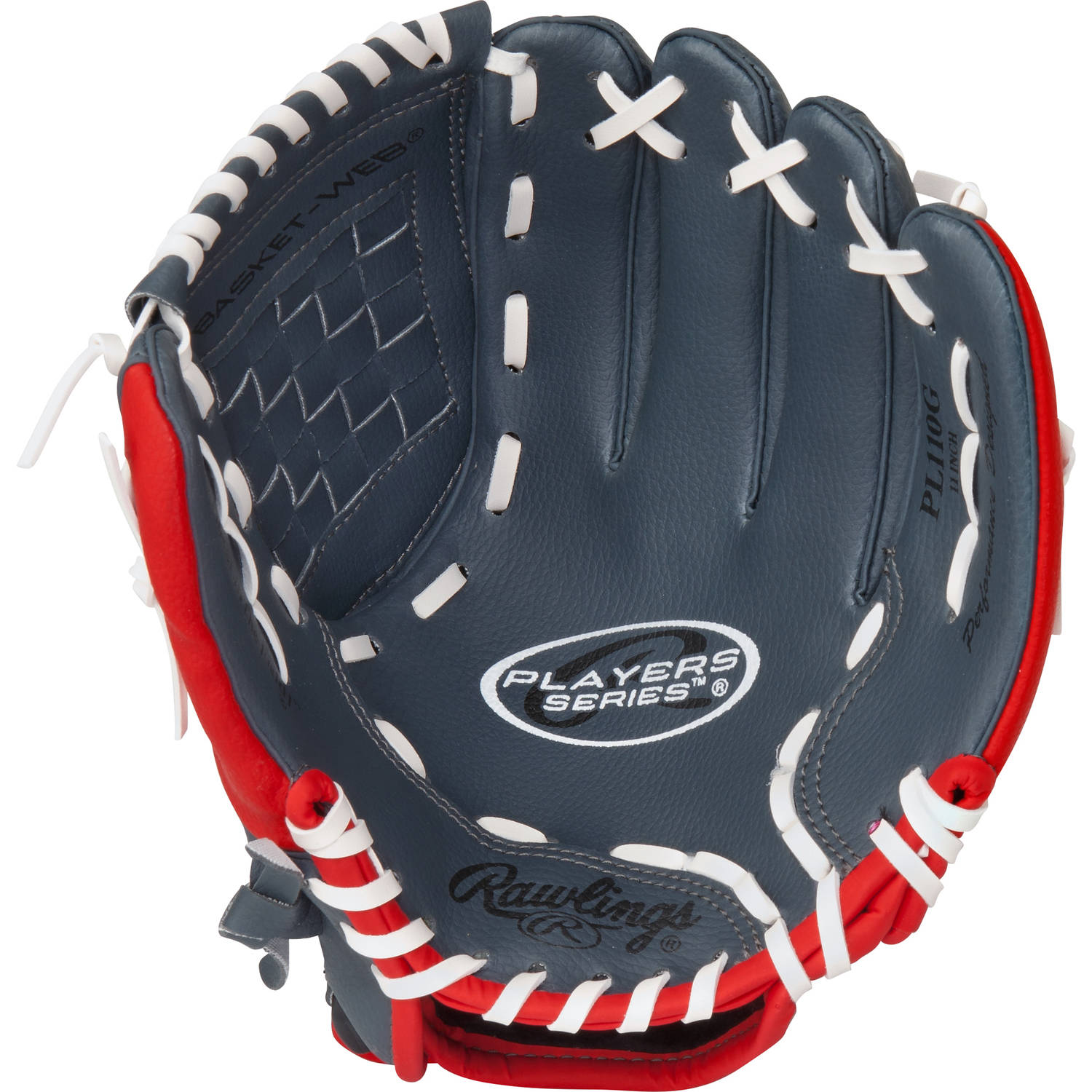 "Rawlings Baseball 11.5"" Players Series Baseball Fielders Glove PL115G"