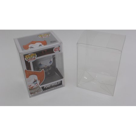 - Clear Plastic Protector Cases Covers for Funko Pop 4