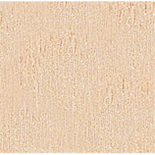 Doellken Et078 Pb Wood - Preglued For Iron-On 250 Foot Roll - White Birch