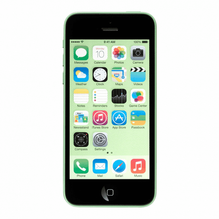 Refurbished Apple iPhone 5c 16GB, Green - Unlocked (Green Cell Phone)