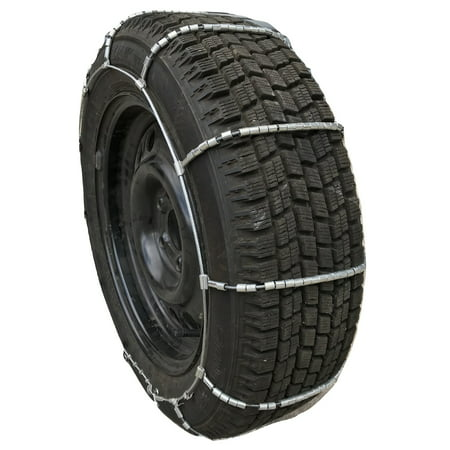 Compatible w/ BMW 650i Coupe  Front 2012 245/40R19 Cable Tire Chains - image 5 of 5