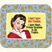 Fiddlers Elbow m29 I Don't Have Hot Flashes Mouse Pad, Pack Of 2