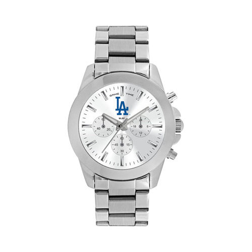 Gametime Women's Game Time Knockout Series MLB Los Angeles Dodgers (One Size), stainless steel