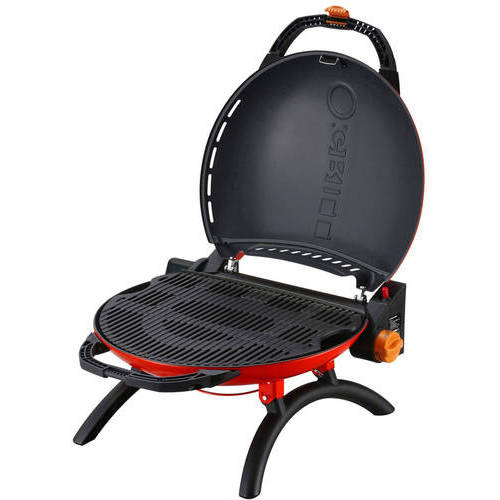 O-Grill 10,500 BTU Portable Propane Grill Stoneman Sports, O-600BK, 225 sq in Grill Space, Available in Multiple Colors
