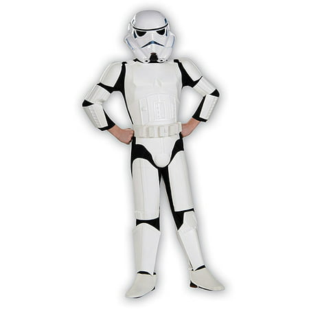 Deluxe Stormtrooper Child Halloween Costume (Stormtrooper Costumes For Kids)