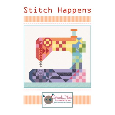 - Stitch Happens Quilt Pattern