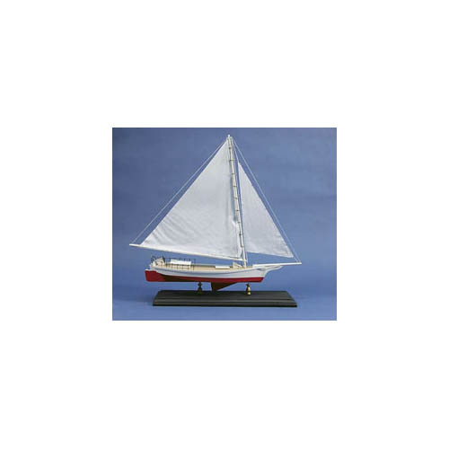 1704 Skipjack Sailboat Kit Multi-Colored by DUMAS