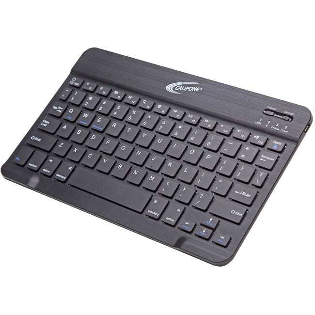Califone KB4 Wireless Bluetooth Keyboard for iOS, Windows, and Android