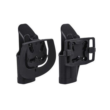 Quick Tactical Holster Right Hand Paddle with Belt Holster for Glock 17/22/31 -