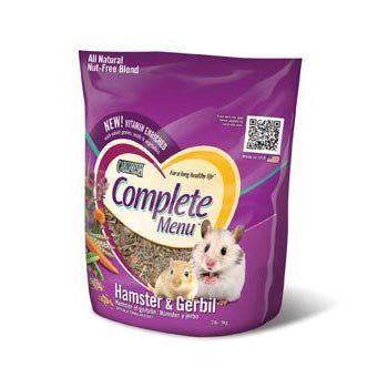 Carefresh Complete Hamster Food Review