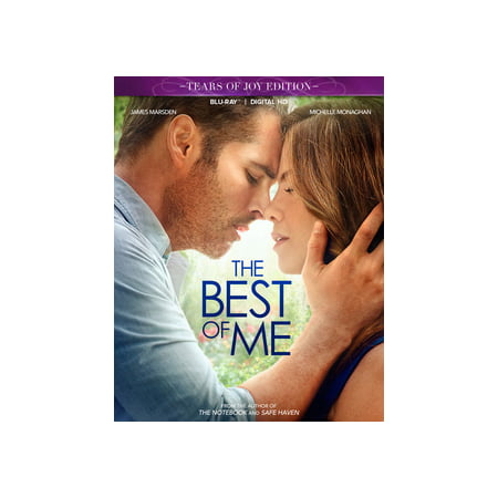 The Best of Me (Blu-ray) (Best Type Of Shrooms)