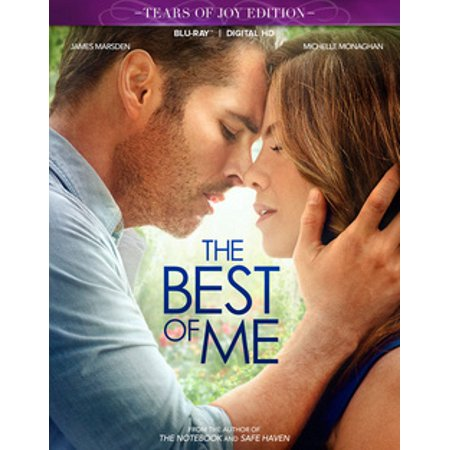 The Best of Me (Blu-ray) (The Best Of Me Blu Ray Release)