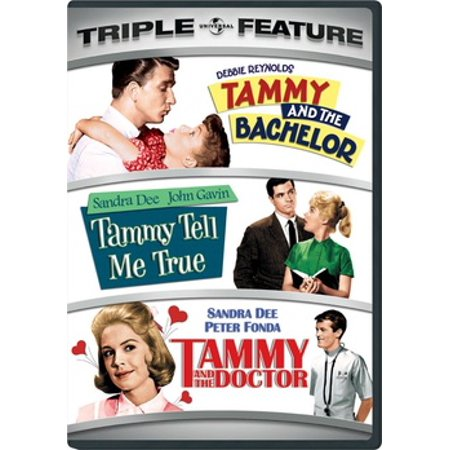 Tammy & The Bachelor / Tammy Tell Me True / Tammy & The Doctor Set (DVD)](Halloween Museum West Virginia)