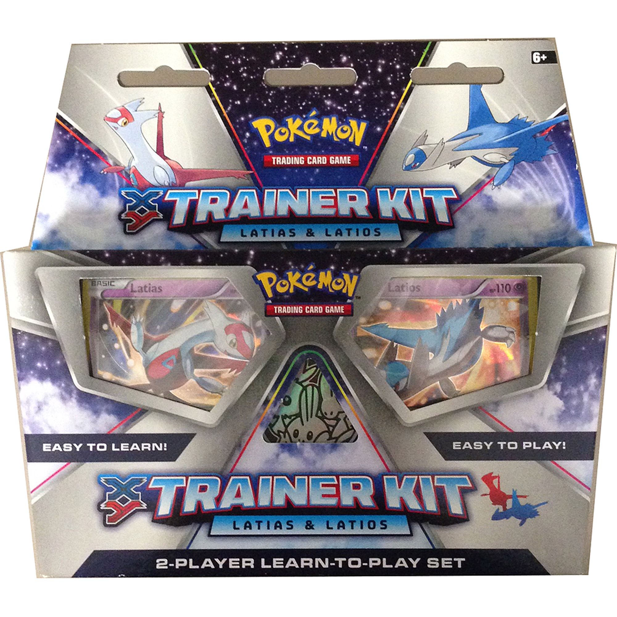 Pokemon 2015 Trainer Kit Deck