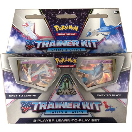 Pokemon 2015 Trainer Kit Deck (Pokemon Rumble Best Pokemon)