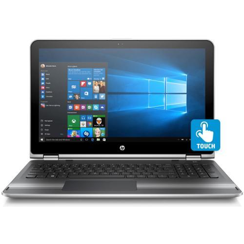 "Hp 15-bk000 15-bk010nr 15.6"" Touchscreen [in-plane Switching [ips] Technology] Notebook - Intel Core I5 [6th Gen] I5-6200u Dual-core [2 Core] 2.30 Ghz - 8 Gb Ram - 1 Tb Hdd - Intel Hd (w2m08ua-aba)"