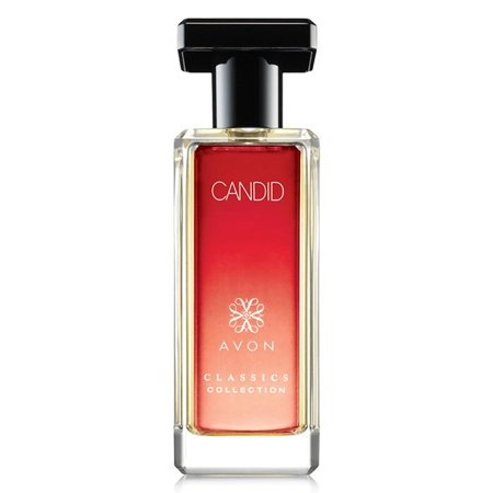Avon Candid Cologne Spray - Classics Collection, Refreshing Tropical Floral Fragrance, Subtle and Long Lasting, 1.7 Fl.Oz. (50 mL)